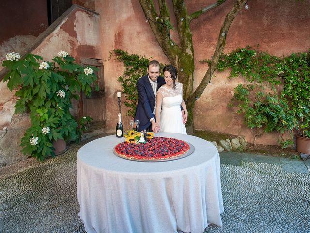 Il matrimonio di Paolo e Daniela a Carnago, Varese 46