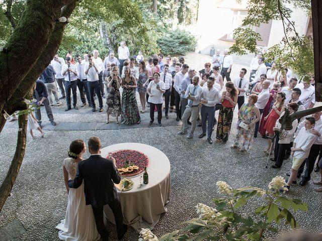Il matrimonio di Paolo e Daniela a Carnago, Varese 47
