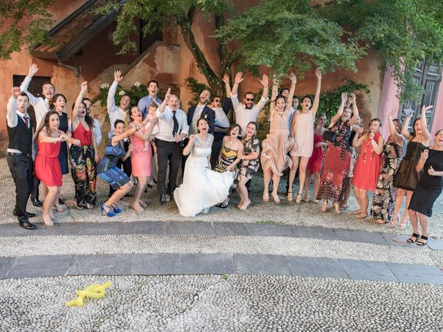 Il matrimonio di Paolo e Daniela a Carnago, Varese 49