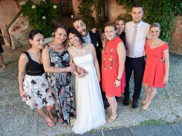 Il matrimonio di Paolo e Daniela a Carnago, Varese 50