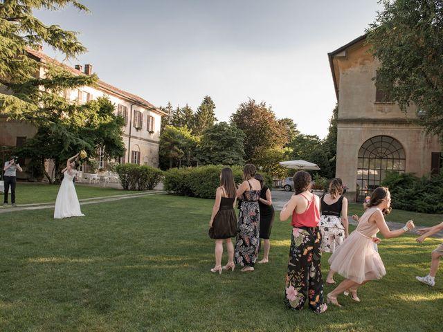 Il matrimonio di Paolo e Daniela a Carnago, Varese 51