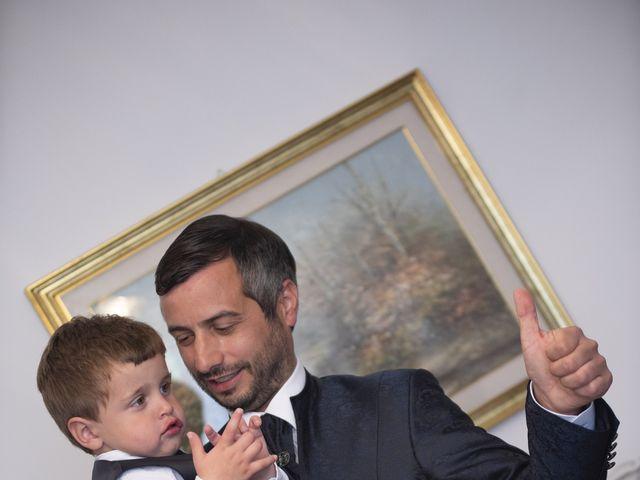 Il matrimonio di Massimo e Cosmina a Olbia, Sassari 13