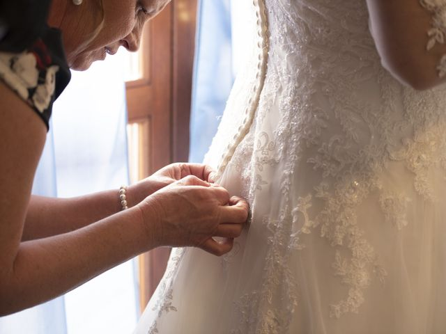 Il matrimonio di Massimo e Cosmina a Olbia, Sassari 21