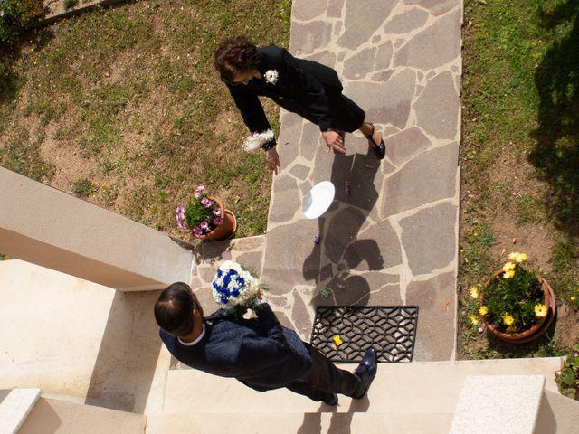 Il matrimonio di Massimo e Cosmina a Olbia, Sassari 39