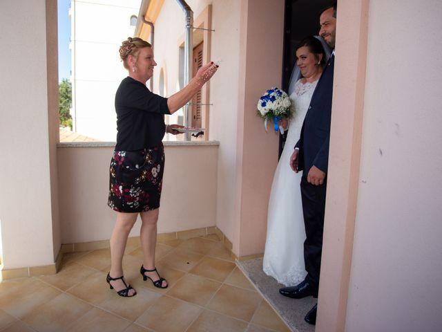 Il matrimonio di Massimo e Cosmina a Olbia, Sassari 41