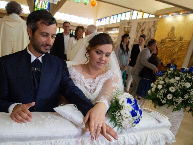 Il matrimonio di Massimo e Cosmina a Olbia, Sassari 47