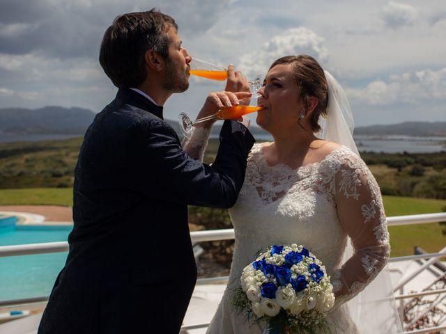 Il matrimonio di Massimo e Cosmina a Olbia, Sassari 49