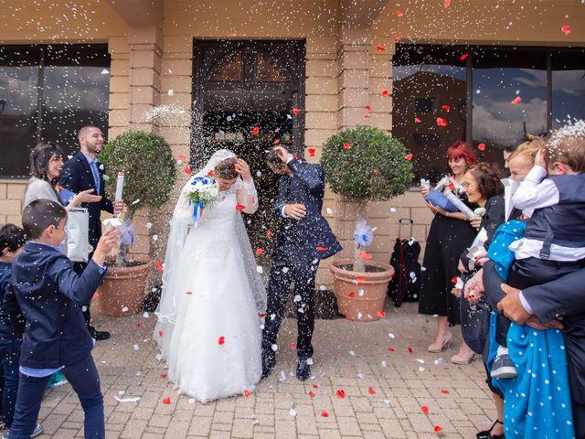 Il matrimonio di Massimo e Cosmina a Olbia, Sassari 53