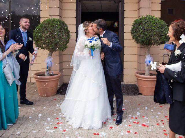Il matrimonio di Massimo e Cosmina a Olbia, Sassari 54