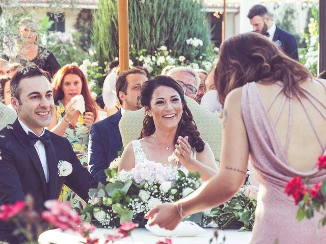 Il matrimonio di Vincenzo  e Arcangela  a Frascati, Roma 2