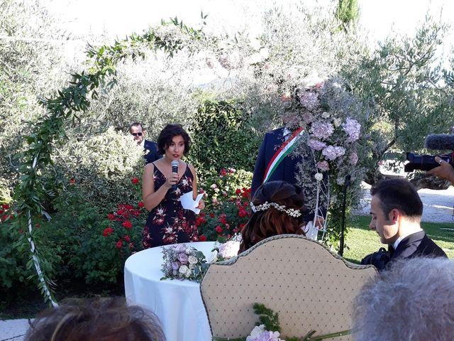 Il matrimonio di Vincenzo  e Arcangela  a Frascati, Roma 9