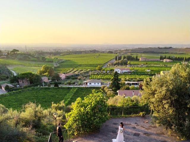 Il matrimonio di Vincenzo  e Arcangela  a Frascati, Roma 23
