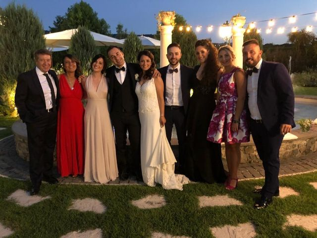 Il matrimonio di Vincenzo  e Arcangela  a Frascati, Roma 25