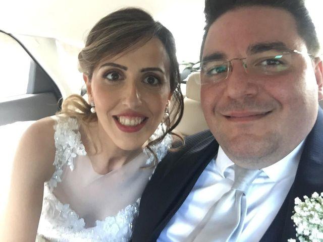 Il matrimonio di Alessandro  e Antonietta  a Lettere, Napoli 4