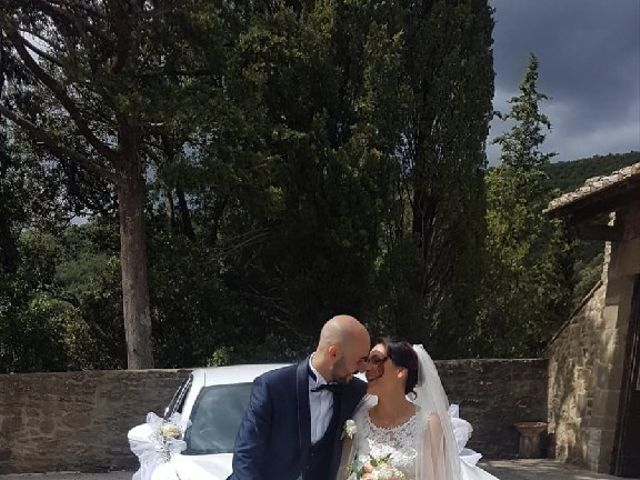 Il matrimonio di Mirko e Laura a Cortona, Arezzo 4