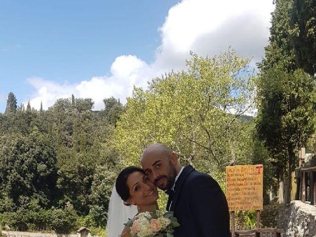 Il matrimonio di Mirko e Laura a Cortona, Arezzo 5