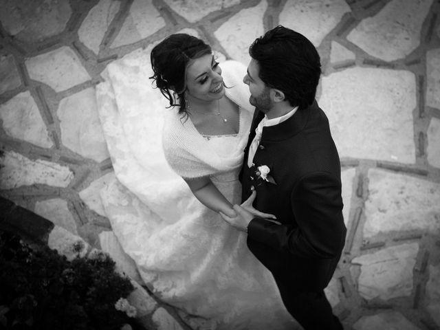 Le nozze di Eliana e Pasquale Dario