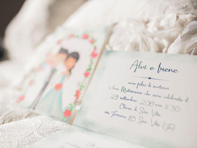 Il matrimonio di Alvi e Irene a Ostellato, Ferrara 2