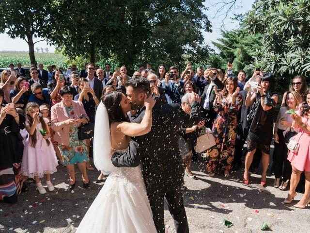 Il matrimonio di Alvi e Irene a Ostellato, Ferrara 35