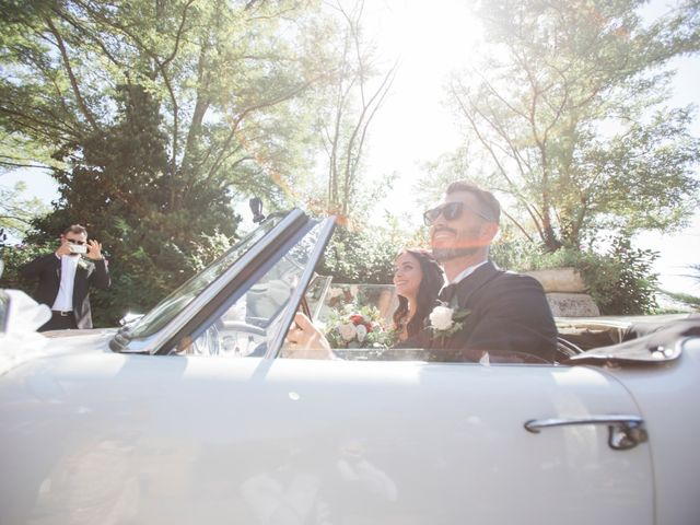 Il matrimonio di Alvi e Irene a Ostellato, Ferrara 36