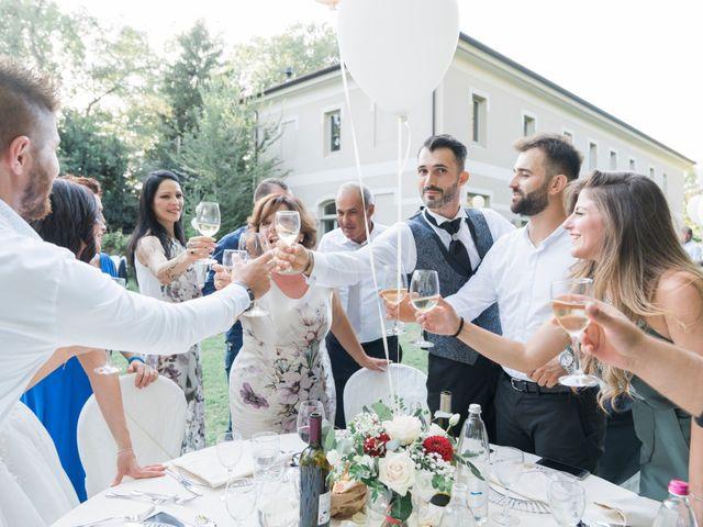 Il matrimonio di Alvi e Irene a Ostellato, Ferrara 50