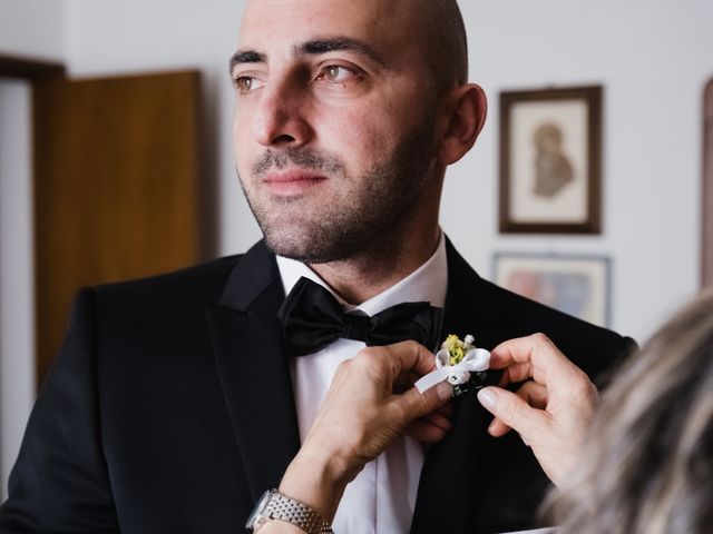 Il matrimonio di Valentino e Giovanna a Nova Siri, Matera 11