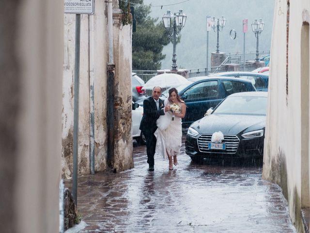 Il matrimonio di Valentino e Giovanna a Nova Siri, Matera 13
