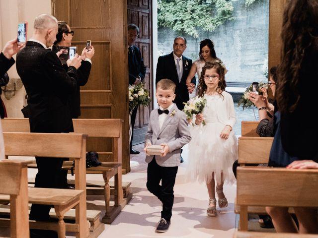 Il matrimonio di Valentino e Giovanna a Nova Siri, Matera 14