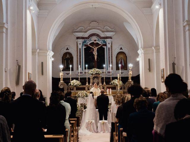 Il matrimonio di Valentino e Giovanna a Nova Siri, Matera 18