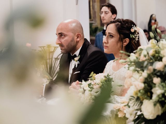 Il matrimonio di Valentino e Giovanna a Nova Siri, Matera 19