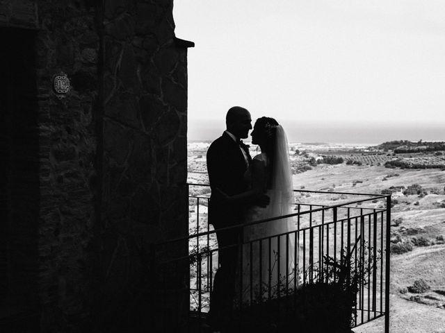 Il matrimonio di Valentino e Giovanna a Nova Siri, Matera 22
