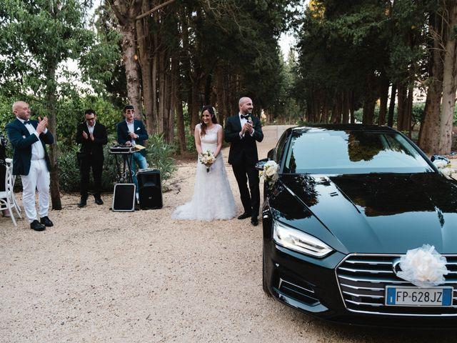 Il matrimonio di Valentino e Giovanna a Nova Siri, Matera 26