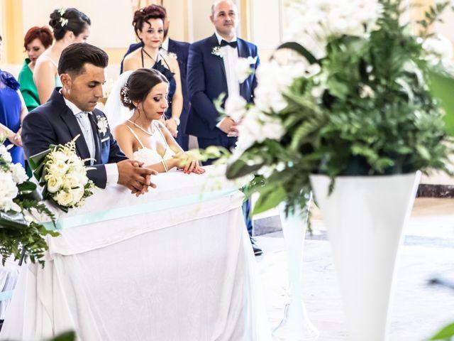 Il matrimonio di Antonio e Stefania a Biancavilla, Catania 8