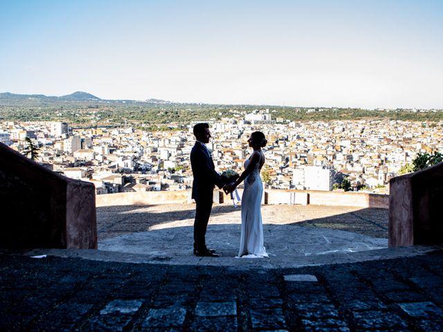 Il matrimonio di Antonio e Stefania a Biancavilla, Catania 12