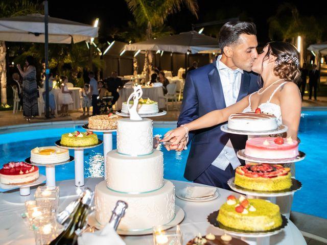 Il matrimonio di Antonio e Stefania a Biancavilla, Catania 22