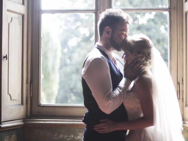 le nozze di Lisa e Claudio