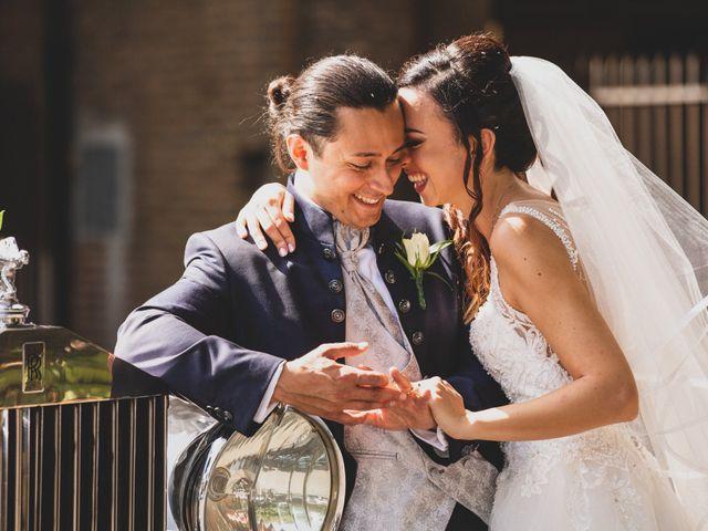 Le nozze di Malinska e Enrique
