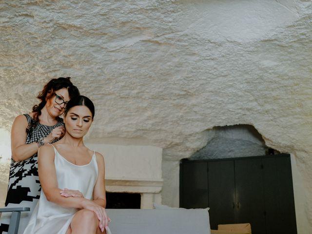 Il matrimonio di Sabrina e Michele a Savelletri, Brindisi 6