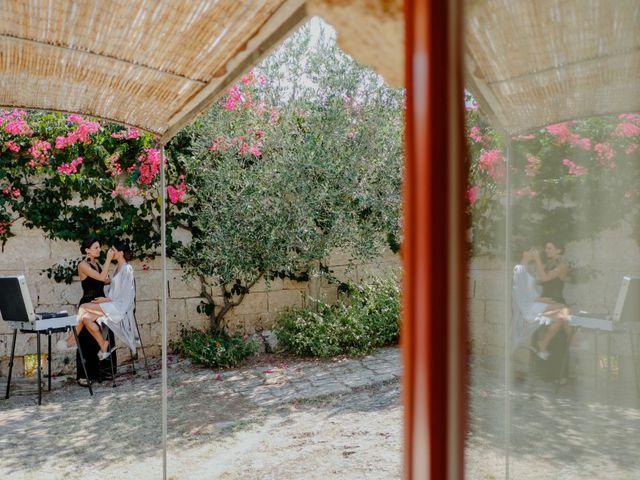 Il matrimonio di Sabrina e Michele a Savelletri, Brindisi 10