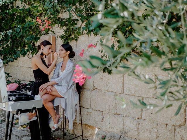 Il matrimonio di Sabrina e Michele a Savelletri, Brindisi 11