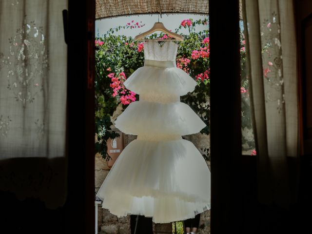 Il matrimonio di Sabrina e Michele a Savelletri, Brindisi 3