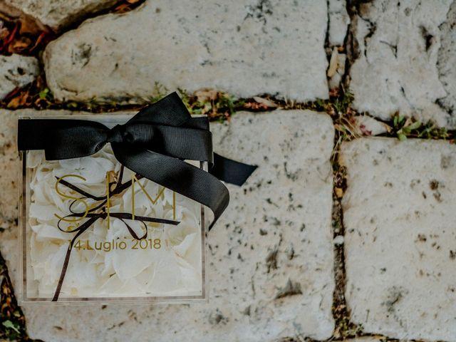 Il matrimonio di Sabrina e Michele a Savelletri, Brindisi 17