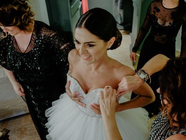 Il matrimonio di Sabrina e Michele a Savelletri, Brindisi 18