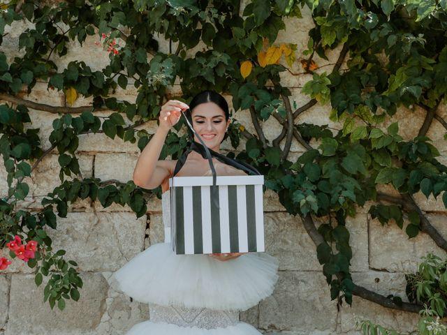 Il matrimonio di Sabrina e Michele a Savelletri, Brindisi 24