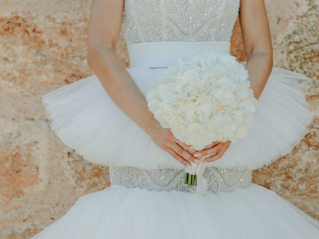 Il matrimonio di Sabrina e Michele a Savelletri, Brindisi 27