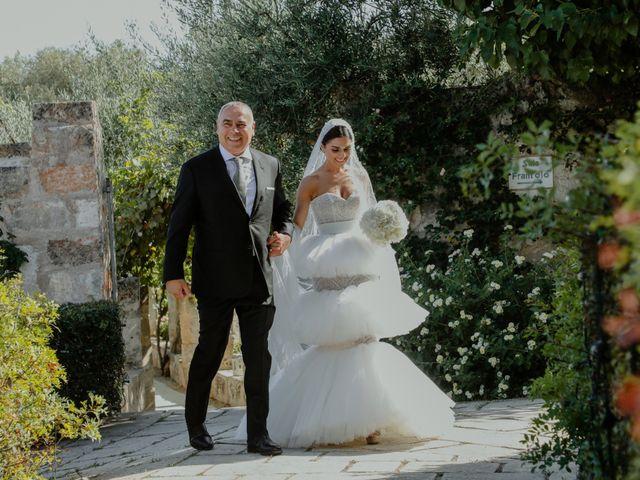 Il matrimonio di Sabrina e Michele a Savelletri, Brindisi 29