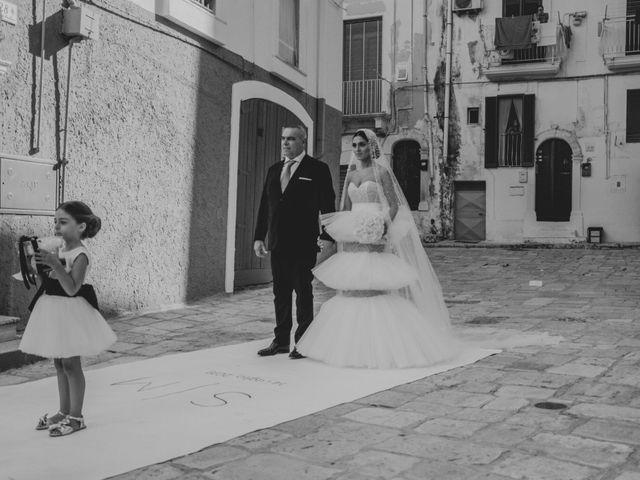 Il matrimonio di Sabrina e Michele a Savelletri, Brindisi 34