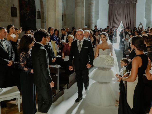 Il matrimonio di Sabrina e Michele a Savelletri, Brindisi 38