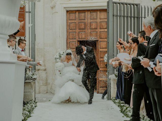 Il matrimonio di Sabrina e Michele a Savelletri, Brindisi 44