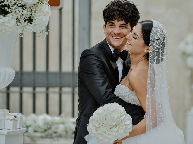 Il matrimonio di Sabrina e Michele a Savelletri, Brindisi 46